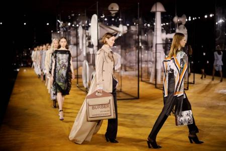 Fashion revolution as designers rebel against 'wasteful' calendar