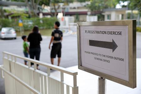 P1 registration for 2021 to go fully online