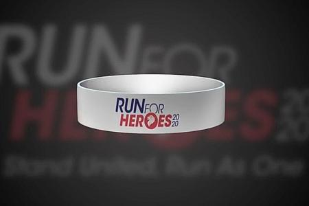 Run for Heroes 2020: Run 1km in support of our frontline heroes