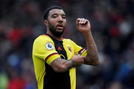 Watford captain Troy Deeney says his family were abused