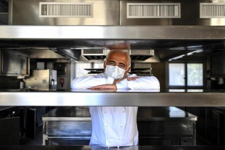 Michelin-starred takeout: Guy Savoy turns to lockdown deliveries