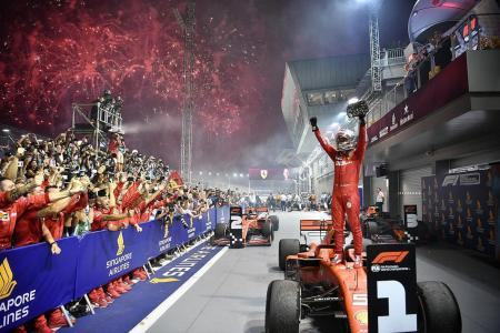'Very uncertain' if crowd curbs can be eased for F1 race: Minister