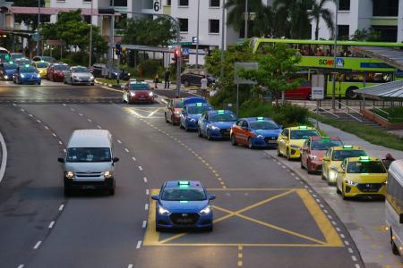 Drivers and cabbies expect gradual increase in ridership