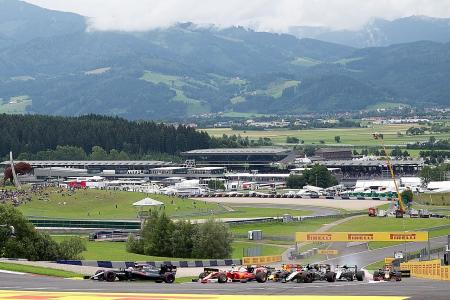 F1 won't cancel race even if drivers test positive for Covid-19