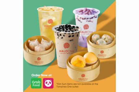 Get Pau Shop, HALOCha and Shi Hui Yuan delivered to your home