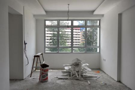 Over 5,400 renovation projects can restart: BCA