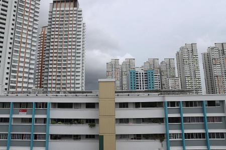 HDB resale volume hits new low, but prices hold steady