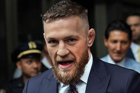 Conor McGregor retires for a third time
