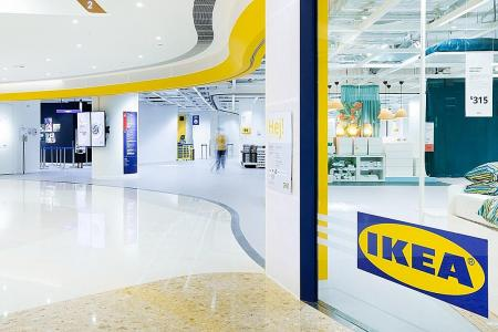 Ikea will stick to its plan to open a third outlet in Singapore