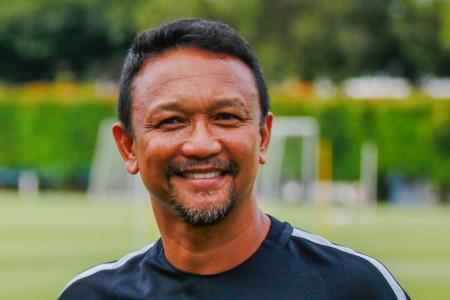 Fandi Ahmad among Asia's best players in Dutch league