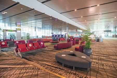Changi Airport to set up transit holding areas in Terminal 1 and 3