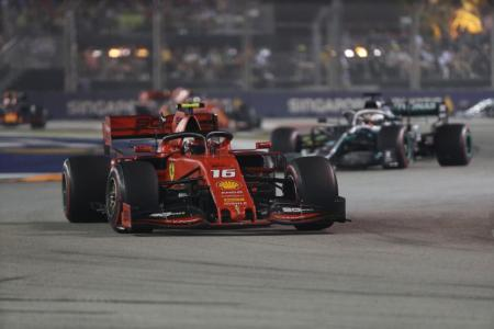 Singapore Grand Prix cancelled due to Covid-19 restrictions
