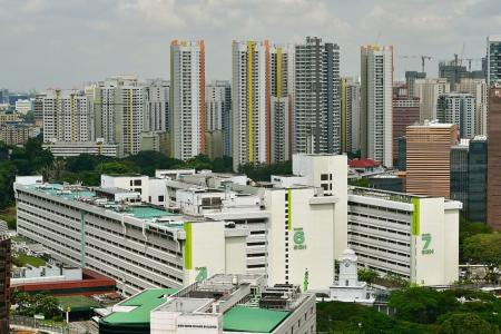 SGH ranks 8th and NUH 31st in Newsweek's best hospitals list