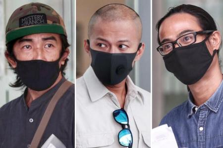 Men who kayaked to Pulau Ubin during circuit breaker jailed and fined