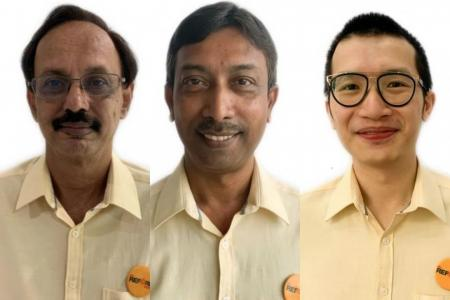 Reform Party first to formally declare candidates for next GE