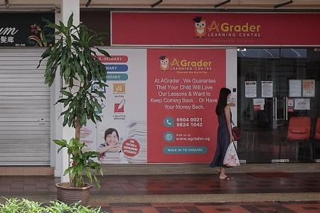Tuition centres must implement more safety measures to reopen