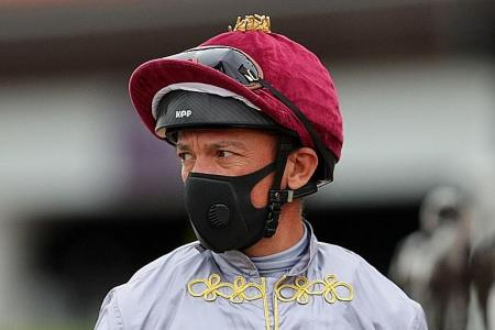 Dettori aims for 8th Ascot Gold Cup