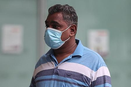 2 weeks' jail for vendor who breached SHN  to deliver newspapers
