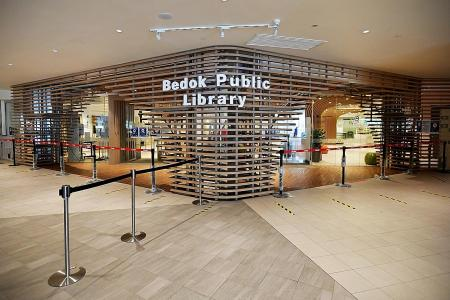 Libraries and government service centres to reopen gradually