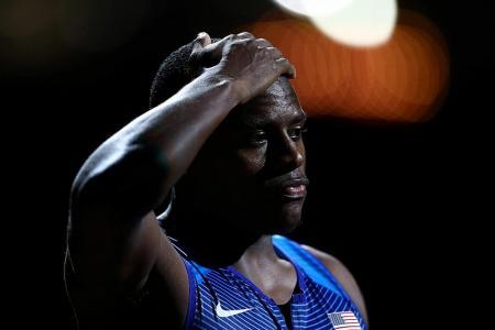 World 100m champion Coleman suspended after missing drug test