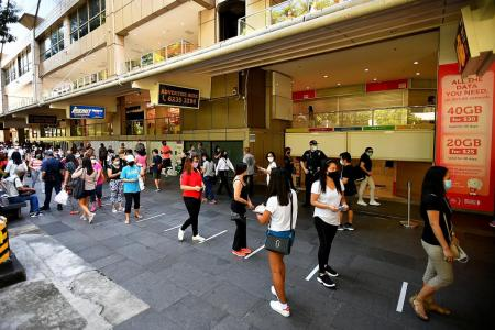 Maids can take rest days outside but should do so on a weekday: MOM