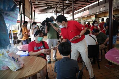 SDP chief Chee Soon Juan to contest Bukit Batok seat again