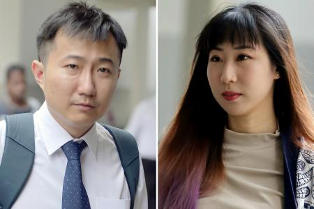 Doctor gets jail, caning and fine for assaulting girlfriend