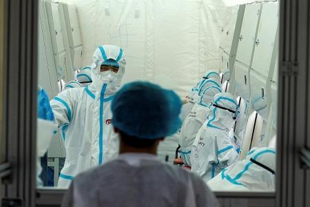 Beijing's mass testing for coronavirus to enter 'fast track'