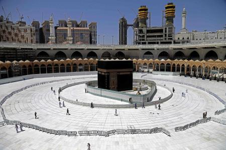 Saudi Arabia to allow around 1,000 local pilgrims to perform haj