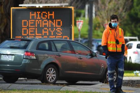 Australia calls in military help after coronavirus surge in Melbourne