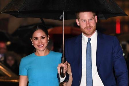 Harry and Meghan sign with A-list agency to hit speaking circuit