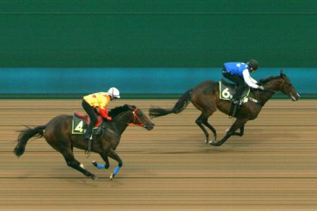 Tuesday's Kranji barrier trial results