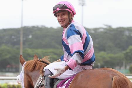 Duric all set  to race again