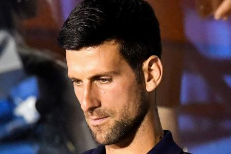 Novak Djokovic slammed for coronavirus 'horror show'