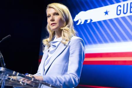 Gwyneth Paltrow has fun working with husband again on The Politician