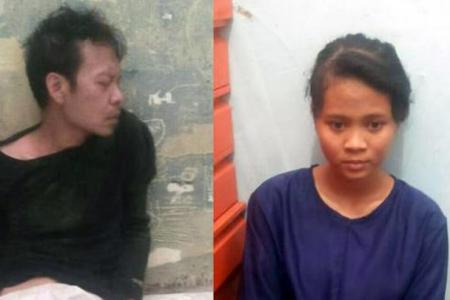 Indonesia couple with ISIS links jailed for trying to kill minister