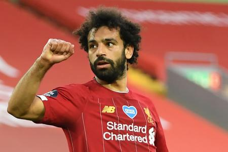 It's our time now, says Mohamed Salah as EPL title beckons