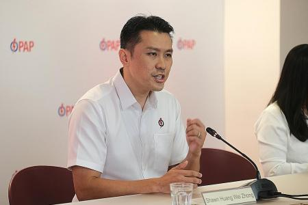 Woman retracts allegations against PAP new face Shawn Huang