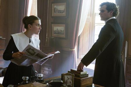 Conan Doyle estate sues Netflix over 'emotional' Sherlock Holmes film