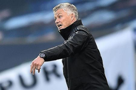 Solskjaer: Manchester United need to breed winning mentality