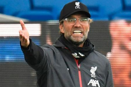 Klopp admonishes Liverpool fans after chaotic celebrations
