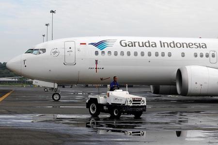 Student who tested positive for virus allowed on Garuda flight