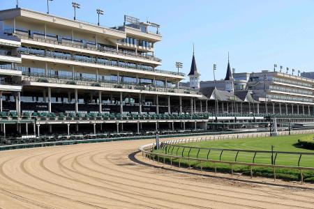 Spectators allowed  for Kentucky Derby