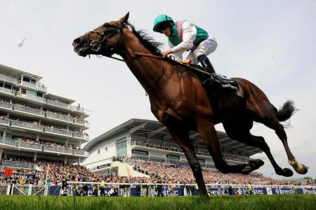 Epsom welcomes owners back for Derby and Oaks