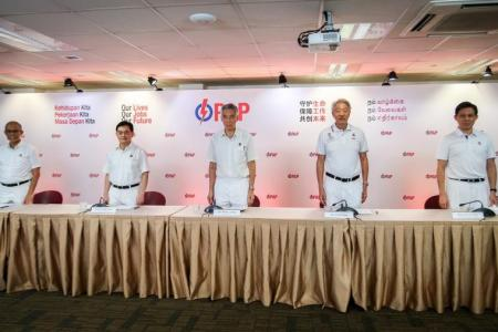 PAP's deployments based on several factors: PM Lee