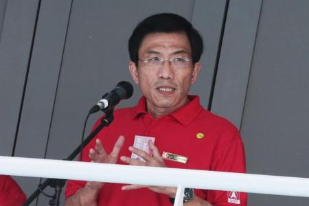 Singapore Democratic Party fields its top two leaders in SMCs