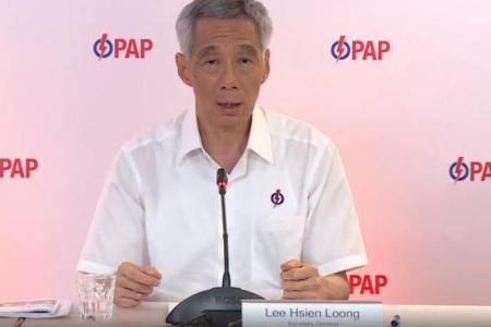 'Significant opposition presence' guaranteed in Parliament: PM Lee