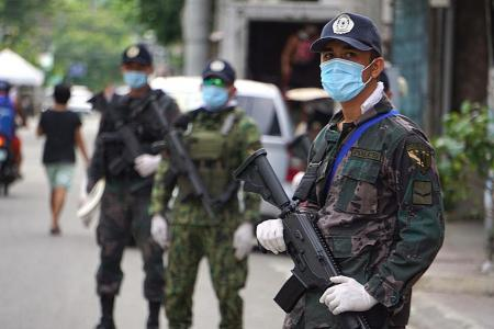Duterte extends Cebu City lockdown while Manila eases curbs