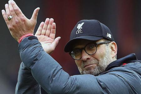 Klopp: We will not defend EPL title next season, we will attack it