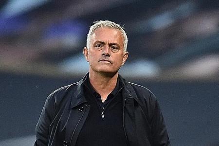 Tottenham don't need huge investment, says Mourinho